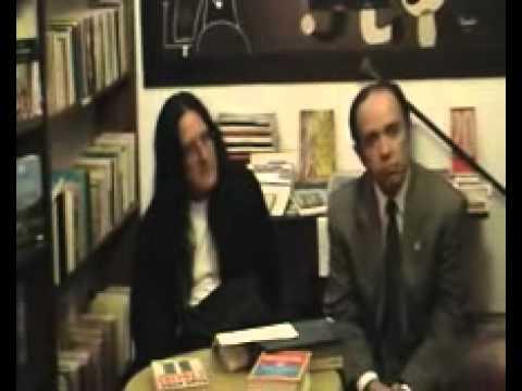 Homenaje a los escritores Alberto Jiménez Ure y Ricardo Gil Otaiza