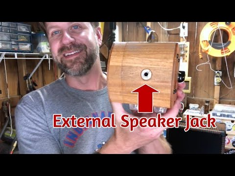 How To Add An External Speaker Jack To (Almost) Any Guitar Combo