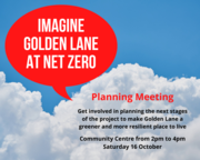 Imagine a Golden Lane Estate at Net Zero Planning Meeting