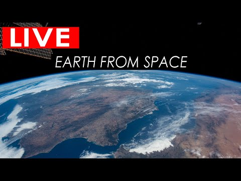 NASA Live Stream : Earth From Space LIVE Video Feed | ISS tracker &  live chat