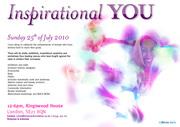 Inspirational YOU - FREE inspirational event