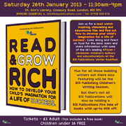 BIS Publications: Read And Grow Rich - Winter Bookfest