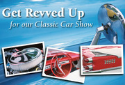 Classic Car Show for Assisted Living Residents -Roswell, GA
