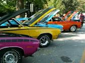 Annual Smoky Bear Open Car Show and Silent Auction -Sevierville, TN