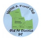 Old 96 Model A Club Swap Meet -Greenwood, SC
