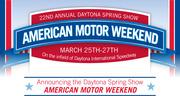 American Motor Weekend - Daytona's Spring Car Show