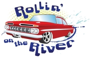 3rd Annual Rollin' on the River Car Show -Decatur, Al