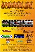 SPRING BLING ANDERSON MOTOR SPEEDWAY -Williamston, SC