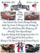 Stivers Ford Celebrates Ford Mustangs 47th. Birthday in Montgomery, Al.