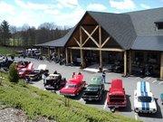 Copperhead Lodge Rusted Iron Weekender -Blairsville, GA