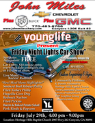 YoungLife Car Show sponsored by John Miles Chevrolet, Buick, GMC -Conyers, GA
