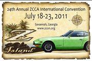 24th Annual ZCCA International Convention  -Savannah, GA