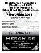 HeroRide Fall 2011 -Alpharetta, GA