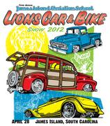 James Island Christian Lions Car and Bike Show -Charelston, SC