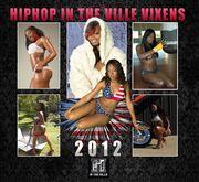 2012 Hip Hop in the Ville Vixen Calendar