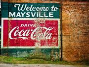 MAYSVILLE CRUISE-IN CAR SHOW/ MAYSVILLE, GA