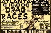 Atlanta $10,000 Drag Races and Car Show -Commerce, GA