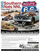 NNL Southern Nationals Model Car Show -Smyrna GA