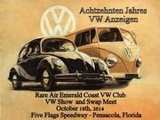 Annual Rare Air VW Club Car Show & Swap Meet -Pensacola, FL