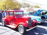 Stephens County Antique & Classic Car Cruise In