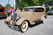 Taste of Shiloh Open Car Show, Snellville, GA