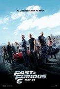 Fast & Furious 6 Pre-screening Display - Atlantic Station, Atlanta, GA