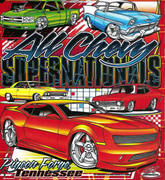Annual All Chevy / GMC Supernationals, Pigeon Forge TN