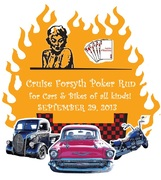 CRUISE FORSYTH POKER RUN -Cumming, GA