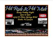 IT'S BACK ON FOR THIS FRIDAY! -Hot Rods & Hot Mods -Ocala, FL