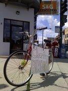 Bike Wash, Part Deux!