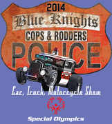 The Blue Knights Cops & Rodder Car, Truck, & Motorcycle Show -Kennesaw, GA