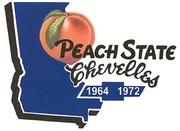 Peach State Chevelle Show -Oakwood, GA