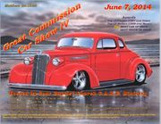 Great Commission Car Show IV, Casar, NC