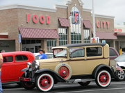 Davy Crockett/Food City Spring Auto Show, Greeneville, TN