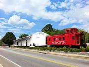 Triple Crown Benefit Car Shows to Save The Acworth Depot -Acworth, GA