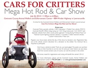 Cars For Critters Mega Hot Rod and Car Show  Lawrenceville, GA