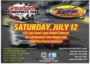 Southern Super Series Late Models -Jefferson, GA