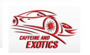 Caffeine and Exotic Car Show -Sandy Springs GA