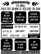 25th Annual All GM Show - Lawrenceville, GA