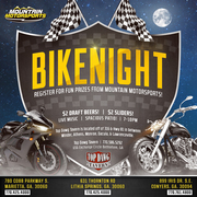 Mountain Motorsports Bike Night -Bethlehem, GA