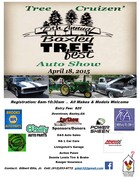 Tree Cruizen' Auto Show, Baxley, GA
