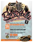 Rockabilly Rat Rod and Bike Show @ Fraziers Harley Davidson -Buford, GA