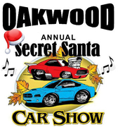 Secret Santa Car Show of Oakwood, GA