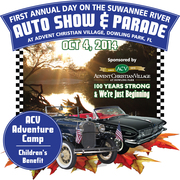ACV Day on the Suwannee River -Dowling Park, FL