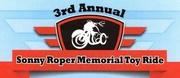 Sonny Roper Memorial Motorcycle Toy Ride -Woodstock, GA