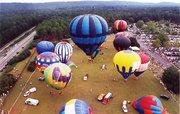 BOSS Car Show & Hot Air Balloon Festival -Savannah, GA