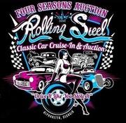 Rolling Steel Auction: Man Cave Saturday -Alpharetta, Ga