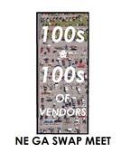 DATE CHANGED - NE Georgia Swap Meet -Commerce, GA - DATE CHANGED