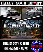 Rally Your Heart - Savannah GA