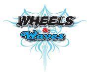 Wheels and Waves Car Show -Santa Barbara, CA